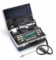 portable combustion analyzer 0 - 4000 ppm | ECA 450 Bacharach