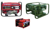 portable diesel power generator set 5.0 kW | KD-5000 kTurbo