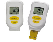 portable digital miniature thermometer -99,9 - 1370 °C | Mini-K Dostmann electronic
