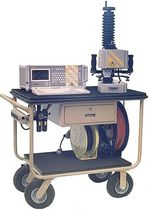 portable dot peen marking machine  Mecco