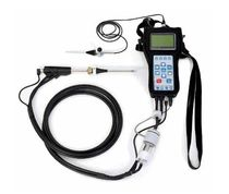 portable flue gas analyzer 0 - 4000 ppm | ecom-CN RBR-Computertechnik