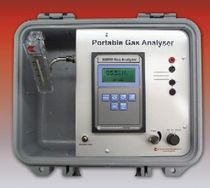 portable gas analyzer for turbine generators K6050 Hitech Instruments Ltd.