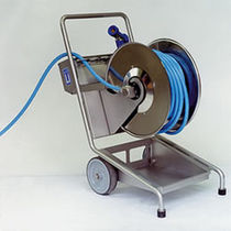 portable hose and cable reel  LIMATEC