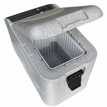 portable laboratory refrigerator / freezer -20&deg;C ... 10&deg;C,  22 - 82 l tritec GmbH