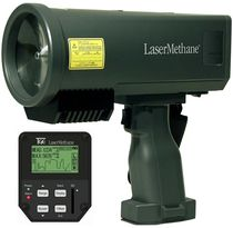 portable laser methane (CH4) detector 100 m | LMD - LMm TYCO  FIRE & INTEGRATED SOLUTION
