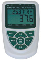 portable multi-function meter ALMEMO 2490-1L Ahlborn