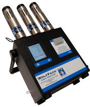 portable multi-gas detector with PID WolfPack GrayWolf Sensing Solutions