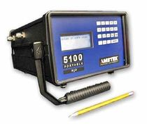 portable natural gas analyzer 5100 series AMETEK Process Instruments