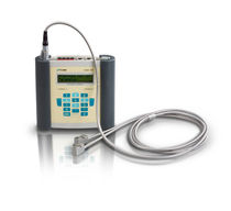 portable non-invasive clamp-on ultrasonic flow-meter and energy meter for liquids NEMA 4X / IP65 EN60529 FLEXIM