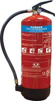 portable powder extinguisher  Jonesco