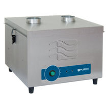 portable solder fume extractor with extraction arm 0.3 kW | FumeBuster Purex International Ltd.