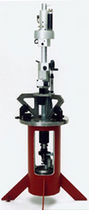 portable surfacing, boring and grinding machine for valves and flanges &oslash; 10 - 800 mm | LarsLap&reg; Model C LarsLap