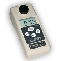 portable transmission colorimeter C series Eutech Instruments