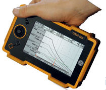 portable ultrasonic flaw detector USM Go GE Inspection Technologies