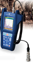 portable vibration analyzer 110 dB, 20 kHz | VA-12 RION Co., Ltd