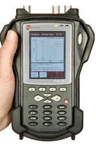 portable vibration analyzer for rotating machine balancing 258B  IRD Balancing