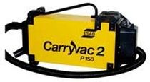 portable welding fume extractor Carryvac 2 ESAB