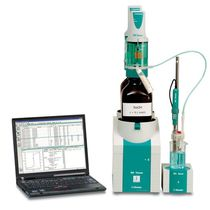 potentiometric titrator for petrochemical products Oil Titrando Metrohm