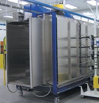 powder coating booth  Global Finishing Solutions