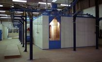 powder coating booth  cardys services équipements
