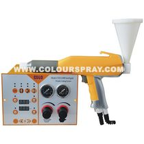 powder coating machine COLO-800DT-C hangzhou color powder coating equipment  ltd