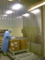 powder-manipulation laboratory enclosure 0108300 Bruno Courtois SA