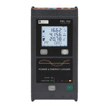 power and energy data logger PEL 102, PEL 103 CHAUVIN ARNOUX