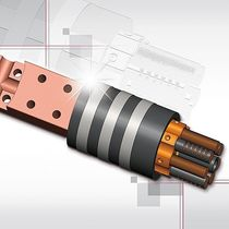 power distribution cable: high current water-cooled  FLOHE GmbH & Co. KG