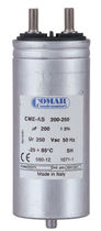 power electronics capacitor 5 - 300 µF, 250 - 500 V | CME-AS series COMAR CONDENSATORI