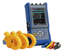 power quality analyzer 600 V AC, 500 mA - 5 kA AC | 3197 PQA HIOKI E.E. CORPORATION