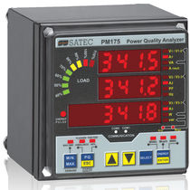 power quality analyzer PM175 - EN50160 SATEC