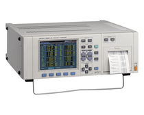 power quality analyzer with integrated printer DC- 1 MHz | 3193-10 HIOKI E.E. CORPORATION