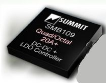 power supply controller 4.5 - 28 V | SMB109 Summit Microelectronics