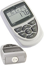 precision portable digital thermometer  Clark
