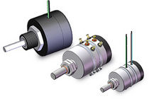 precision potentiometer max. 355° API Technologies - Spectrum Sensors
