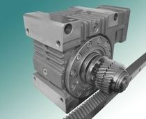 preloaded rack and pinion drive  Atlanta Drive Systems