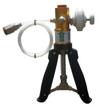 pressure calibration hand pump -0.9 - 40 bar Nagman Group of Companies