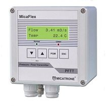 pressure, differential pressure and flow regulator MF-PFTT Micatrone AB