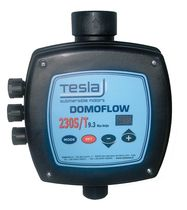 pressure/flow regulator max. 10 bar, IP 55 | DOMOFLOW  Tesla