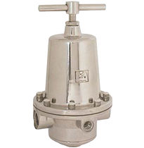 "pressure reducing valve 1/4"" - 2"", PN 25 