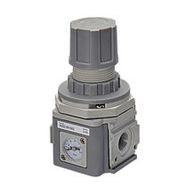 pressure regulator 1&quot; - 2&quot;, max. 10 bar | HZE-R series Univer Group