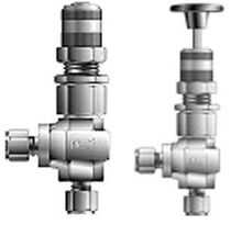 pressure relief valve  Parker Instrumentation Products Division - Europe