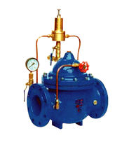 pressure relief valve DN 20 - 800, 2.5 MPa | 500X Tianjin Tanggu Water-Seal Valve Co., Ltd