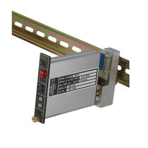 pressure to current (P/I) transducer 3 - 30 psig (0.2 - 2.0 bar), 4 - 20 mA | P290 ControlAir