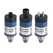 pressure transmitter with analog output 4 - 20 mA, 0 - 10 V | XMLK Schneider Electric Sensor Competency Center