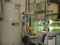process water decontamination unit Cyanomat® a.c.k. aqua concept GmbH