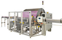 product collator system for packing line  Brenton Engineering