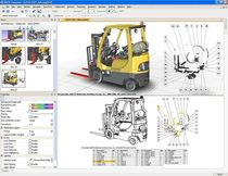 product documentation software 3DVIA Composer SOLIDWORKS