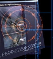 production management software CYBER PRODUCTION CENTER Mazak