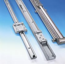 profiled rail linear guide max. 6 000 mm, max. 5 m/s WINKEL